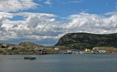 leaving Salvage (dacardoso) Tags: newfoundland boat searchthebest salvage