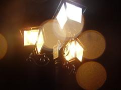drops's rain on light (THE SHOW MUST GO ON) Tags: rain night lights drops luci riflessi pioggia notte lampioni lampposts gocce reflexes