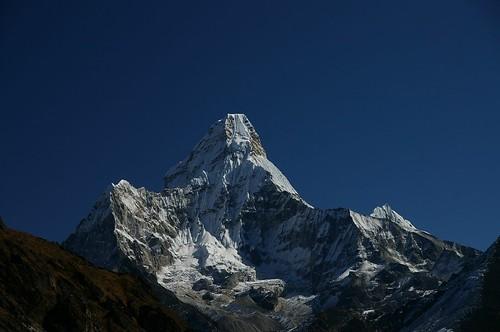 Ama Dablam, Khumbu, Nepal