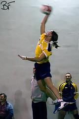 Menegotto (pallavoloromana) Tags: italy rome roma italia salto volley fiumicino martello servizio pallavolo battuta maschile seriec arvalia palapaciotti