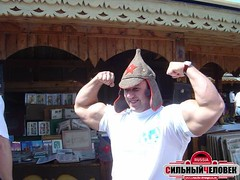 Michael Sidorychev (144) (Pete90291) Tags: pecs muscular chest tattoos strong muscleman biceps abs strongman strongmen worldsstrongestman hugethighs hugelegs michaelsidorychev tattooedmuscle mikhailsidorychev