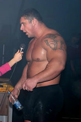 Michael Sidorychev (153) (Pete90291) Tags: pecs muscular chest tattoos strong muscleman biceps abs strongman strongmen worldsstrongestman hugethighs hugelegs michaelsidorychev tattooedmuscle mikhailsidorychev