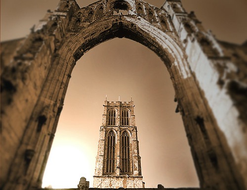 Howden Minster Yorkshire UK / Andy Marshall
