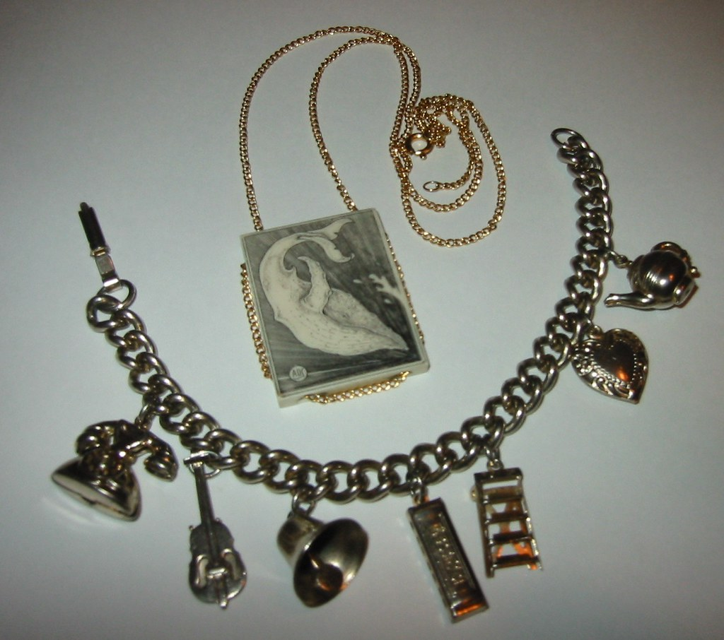 Vintage jewelry finds, part III