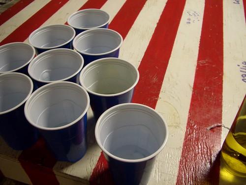 american beer pong