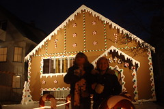 Trinity Street 2006 - Gingerbread House