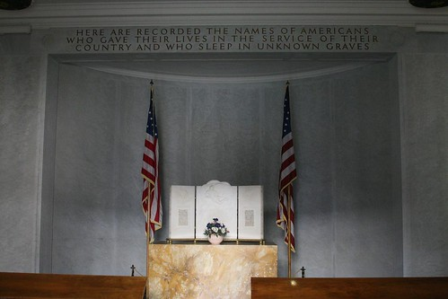 Chapel of the Unknown Soldier