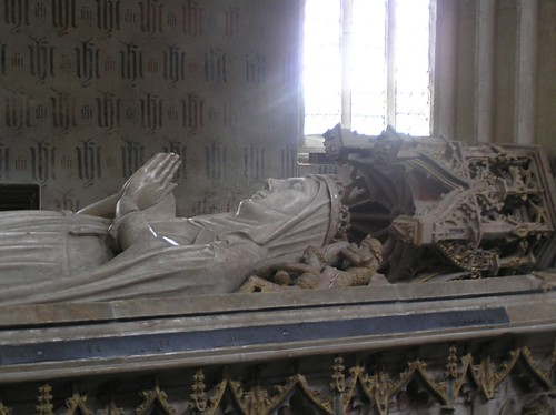 Alice Chaucer's Tomb at Ewelme