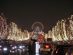 Champs Elysées 23 dic