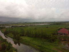 Dorm view, Chanthaburi, Thailand