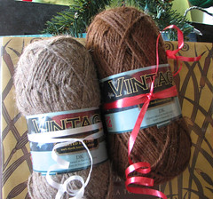 Alpaca Yarns from Mimi