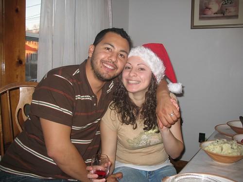 Me and my cousin Nayara