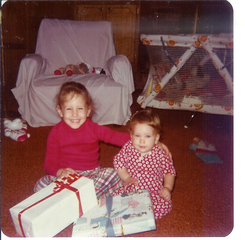 Lisa's First Birthday, 1975