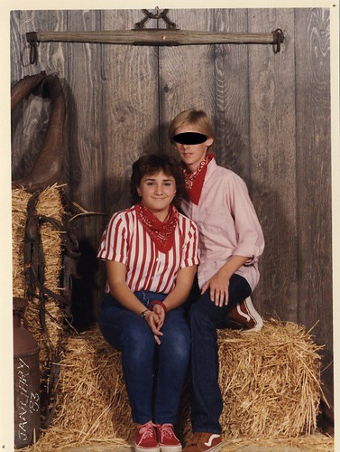 Another Sadie Hawkins dance, circa 1983