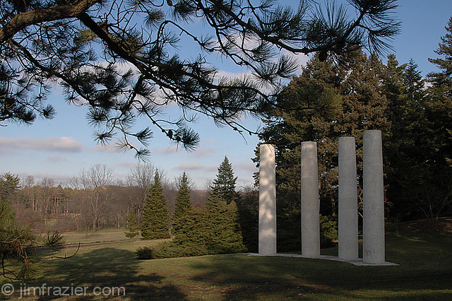 The Four Columns