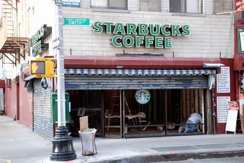 Smith St Starbucks