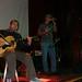 Wicho sings, Fernando plays