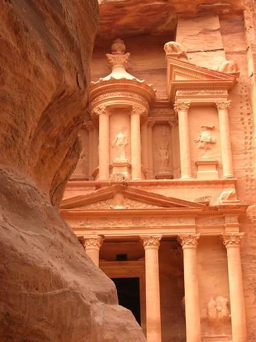 Petra, Jordan (by B r e w)