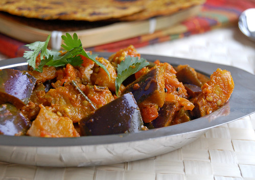 Eggplant With Pickling Spices Recipes — Dishmaps