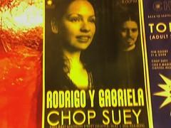 Rodrigo y Gabriela Poster