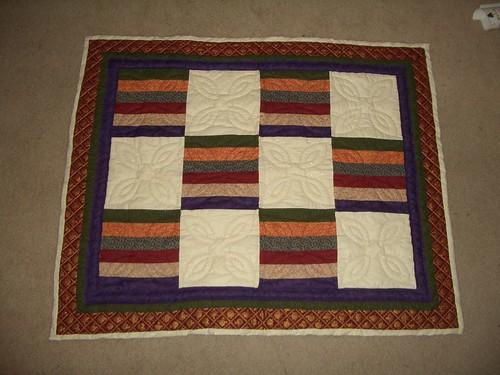 Michelle's Quilt: Front