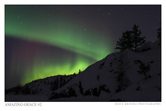 Amazing Grace #2 (davebrosha) Tags: winter canada green silhouette night nightscape nt north nwt canadian hills aurora northwestterritories northern emerald symphony northernlights auroraborealis 2007 yellowknife veelake top20aurora diamondcapitalofnorthamerica