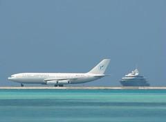 RA-86141 Vaso Airlines IL86 ( DD) Tags: sea male boat airport yacht maldives didi il86 atcdd ra86141 frhwofavs