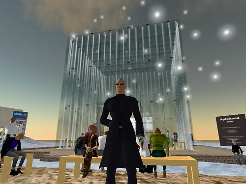 Macworld 2007 in Second Life