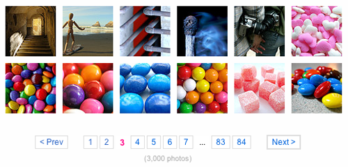 Mi colección de fotos favoritas en Flickr