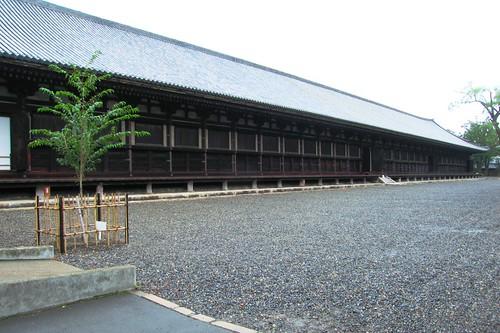 Sanjusangendo Hall  - 1001 Buddhas - Kyoto