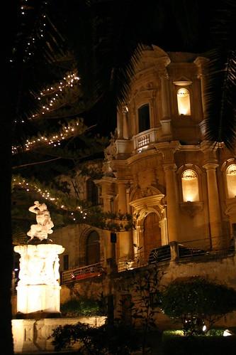Chiesa di San Domenico - at night