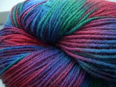 Sock yarn 3