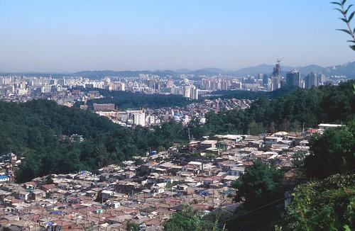 Nan'gok in Seoul, 2001
