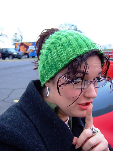Calorimetry from Winter '06 Knitty