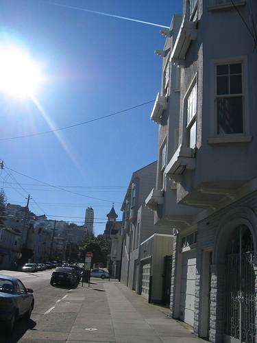 Sol en San Francisco