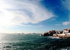 Anse de La Fausse Monnaie (Un Autre Monde by Fred PASCAL) Tags: sea mer vent marseille wind paysage tempte