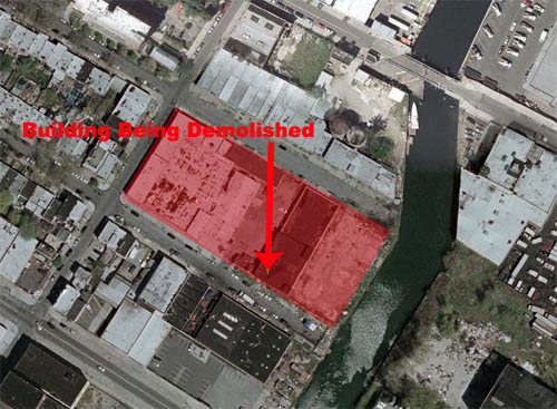 Gowanus Demo Map