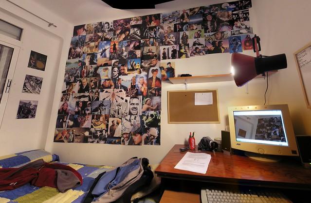 Al fin mi cuarto es 'mi' cuarto :) by Rufus Gefangenen