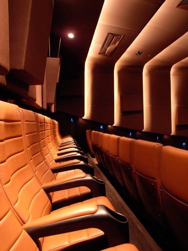 calajava 拍攝的 Cinema Auditorium Interior 2。