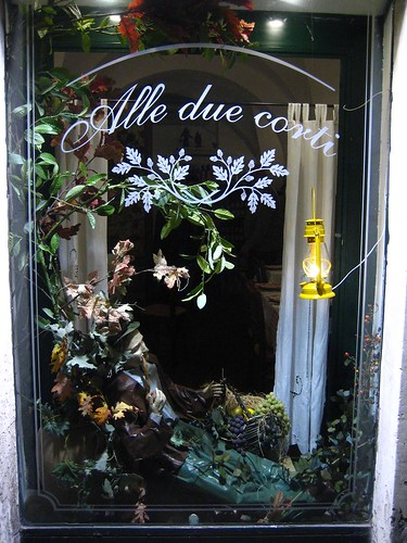 Alle Due Corti Window