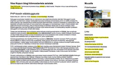 Visakopu.net 2007 edition
