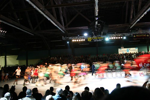 roller derby colors
