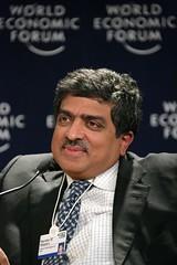 Nandan Nilekani - World Economic Forum Annual ...