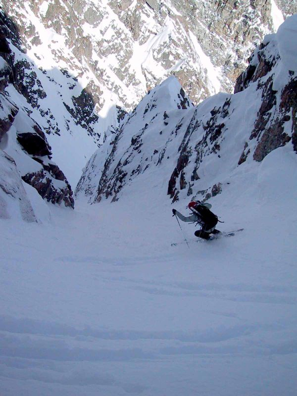 Randosteve skis Hidden Couloir