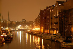 Redcliffe Wharf (Joe Dunckley) Tags: uk england night reflections bristol cityscape redcliffe floatingharbour outstandingshots redcliffewharf