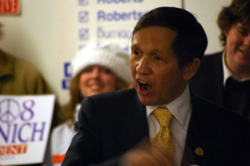 Whats that?  Is Dennis Kucinich gonna have to Pocket Constitution on you?