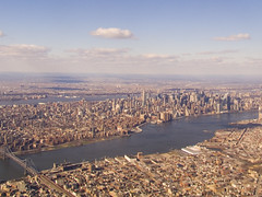 NYC 007: City View in to LGA, 2