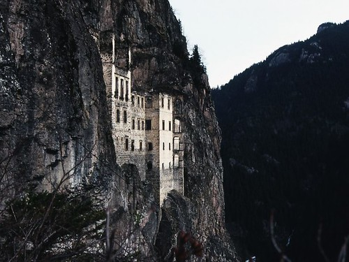 380429145 e8eb5e7284 Sumela Monastery in Turkey