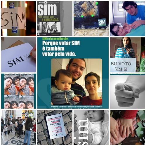 Vota SIM à despenalização