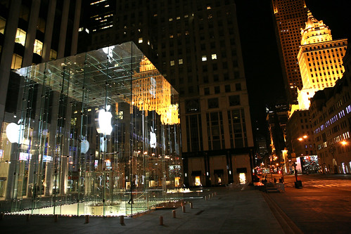 24 Hour Apple Store